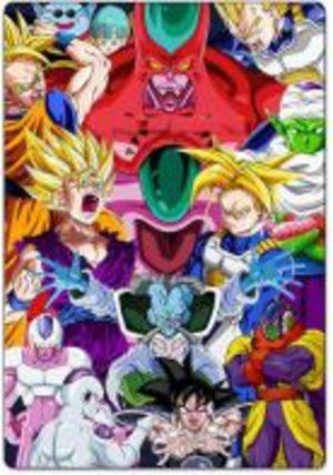 Dragon Ball - Le plan d'éradication des Super Saïyens