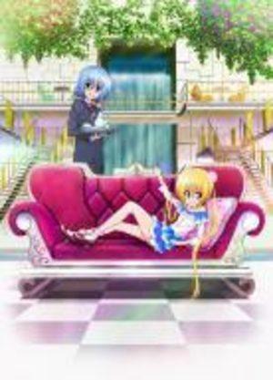 Hayate No Gotoku! Can't Take My Eyes Off You Série TV animée