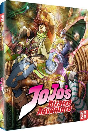 Jojo's Bizarre Adventure (saison 1) Série TV animée