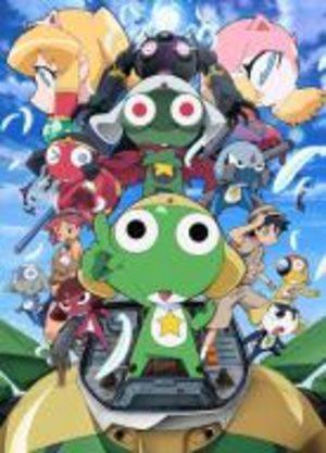 Keroro Gunsou - Film 3 : Keroro Tai Keroro - Tenkuu Daikessen De Arimasu! Manga