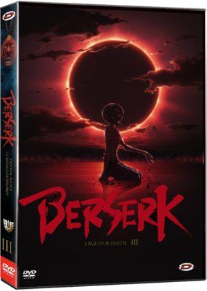 Berserk - L'Âge D'Or - Partie 3 : L'Avent Manga