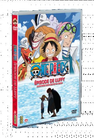 One Piece - Épisode de Luffy - Aventure sur l'île de la main TV Special