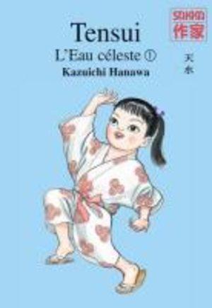 Tensui l'Eau Céleste Manga