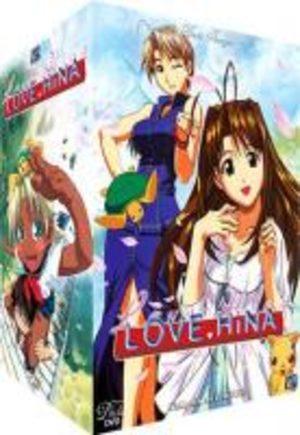 Love Hina Série TV animée