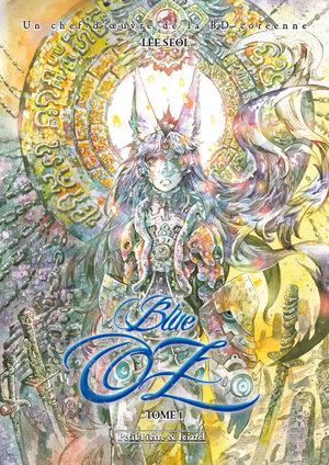 Blue Oz Manhwa