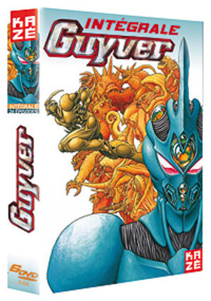 Guyver - The Bioboosted Armor Série TV animée