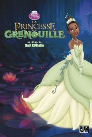 La princesse et la grenouille Manga