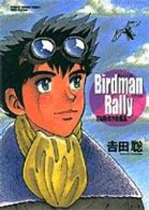 Birdman rally Manga