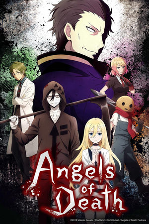 Angels of Death Série TV animée