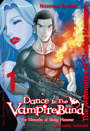Dance In The Vampire Bund - Sledge Hammer Manga