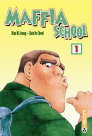 Maffia School Manhwa