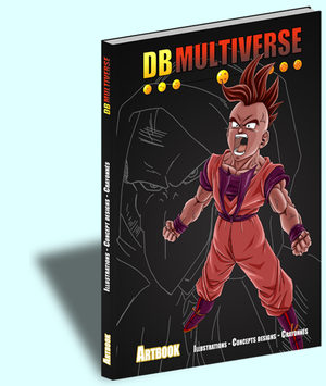 Dragon Ball Multiverse - Artbook Artbook