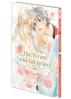 The Tyrant who fall in love Artbook