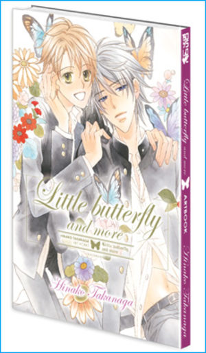 Takanaga Hinako - Art Book - Little Butterfly and More Artbook