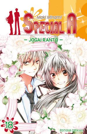 Special A - Jôgai rantô Manga