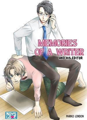 Chronique d'un écrivain et son éditeur Manga
