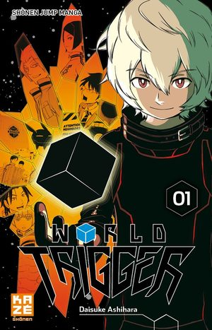 World Trigger Manga