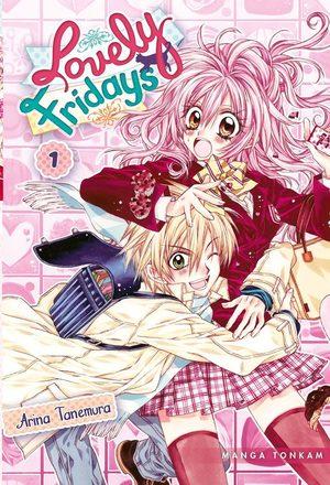 Lovely Fridays Manga