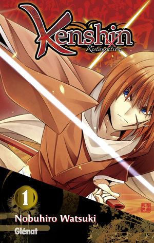 Kenshin le Vagabond - Restauration Manga