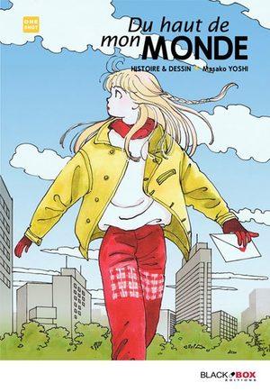 Du haut de mon monde Manga