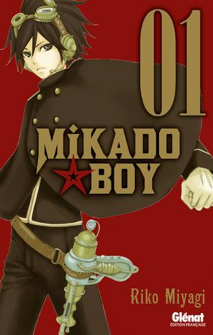Mikado boy Manga
