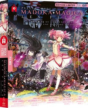 Puella Magi Madoka Magica the Movie Part II: The Eternal Story