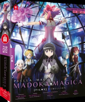 Puella Magi Madoka Magica the Movie Part III : Rebellion Film