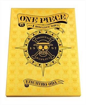 One Piece Vol.1 Romance Dawn