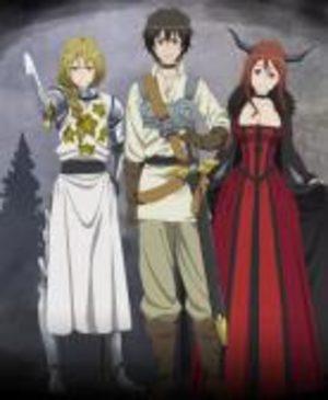 Maoyuu Maou Yuusha Série TV animée