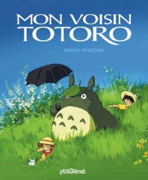 couverture, jaquette Critique Livre illustré Mon voisin Totoro