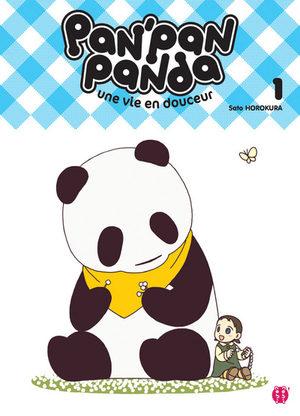 Pan'Pan Panda, une vie en douceur Manga