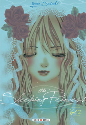 The sleeping princess Manga