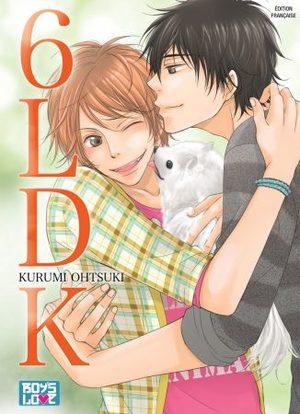 6LDK Manga