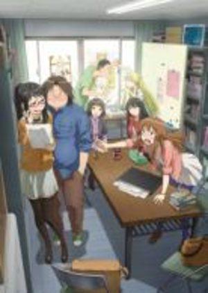 Genshiken Nidaime Manga