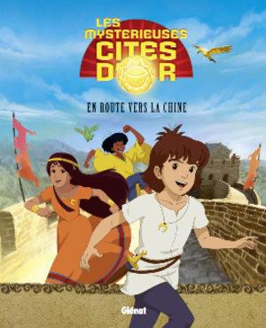 Les Mystérieuses cités d'Or (Saison 2) Livre illustré