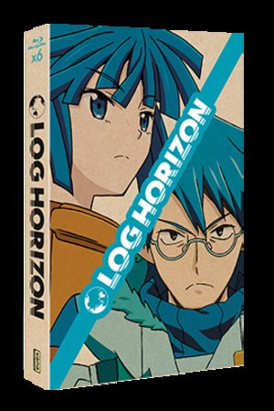Log Horizon Light novel