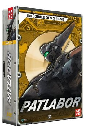 Patlabor - Intégrale des films
