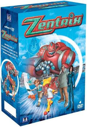 Zentrix Série TV animée