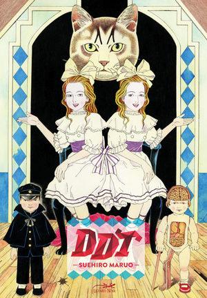 DDT Manga