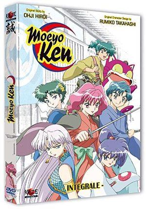 Kidô Shinsengumi Moeyo Ken