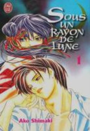 Sous un Rayon de Lune Manga