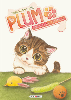Plum, un amour de chat Manga