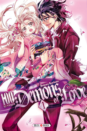 100 Demons of Love Manga