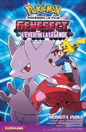 Pokémon - Genesect et l'éveil de la légende Manga