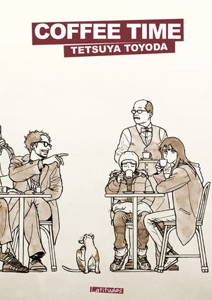 Coffee time Manga