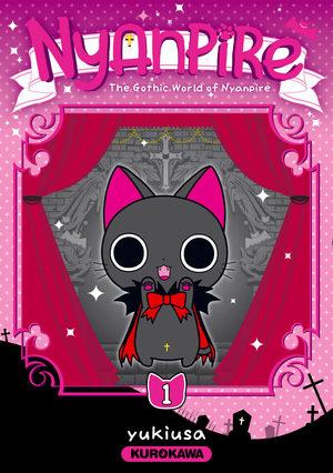 Nyanpire - The gothic world of Nyanpire Manga