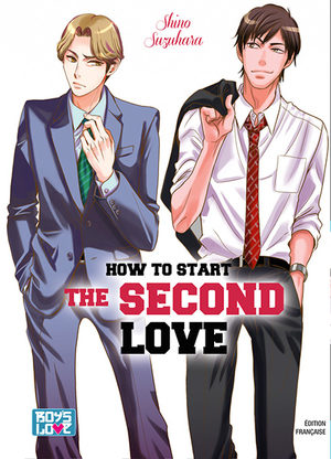 How to start the second love Manga
