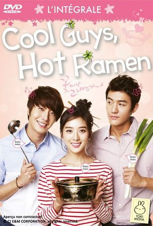 Cool guys, hot ramen
