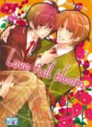 Love Full Bloom Manga