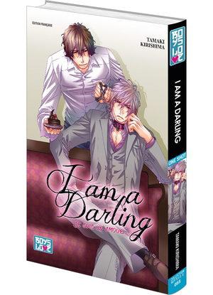 I'm a Darling Manga
